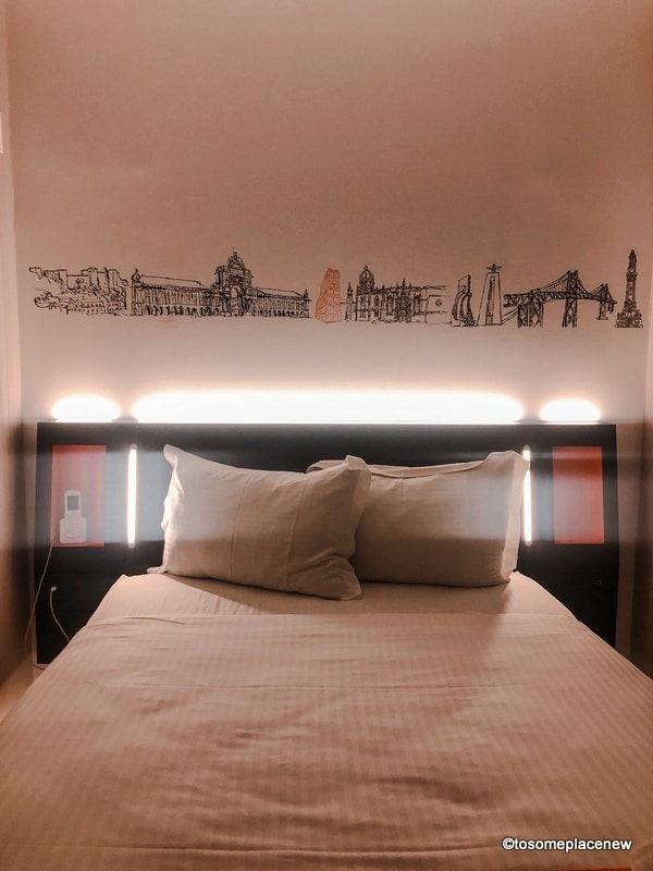 easyHotel Lisbon: Where to stay in Lisbon