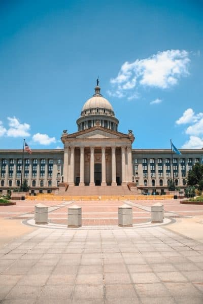 State Capitol OKC