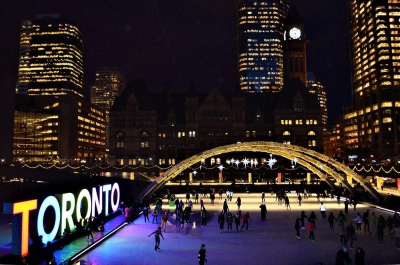 Nathan Philips Square - Toronto