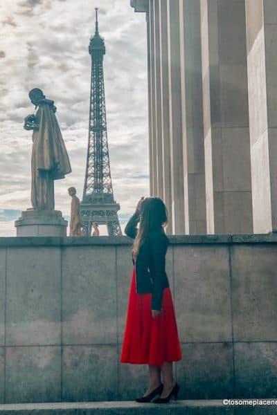 Trocadero & Eiffel Tower in 3 days in Paris Guide