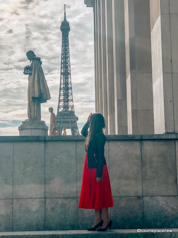 Magical 3 days in Paris Itinerary for first time visitors