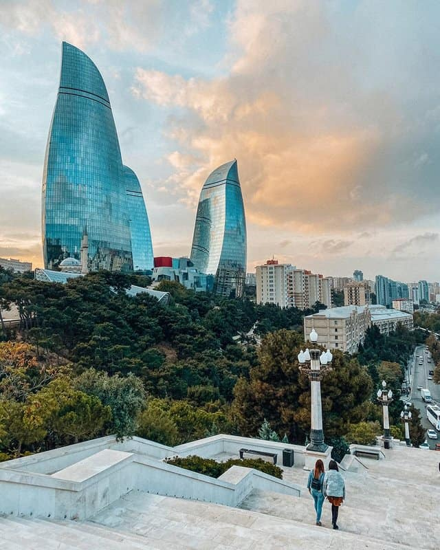 Baku hidden gems in Europe