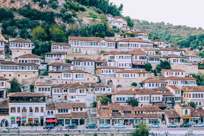 Berat one of the best hidden gems in Europe