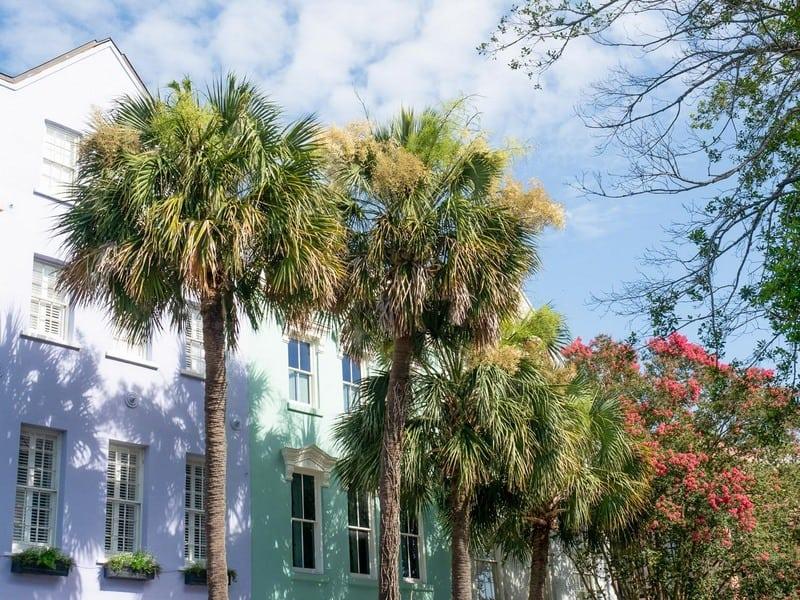 Charleston in SC feels like Europe in USA