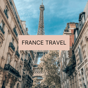 Travel resources for France Europe