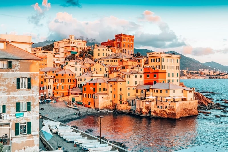 Italian Riviera Cities to visit