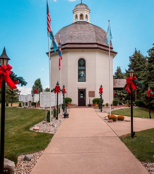 Frankenmuth Beautiful German towns in USA