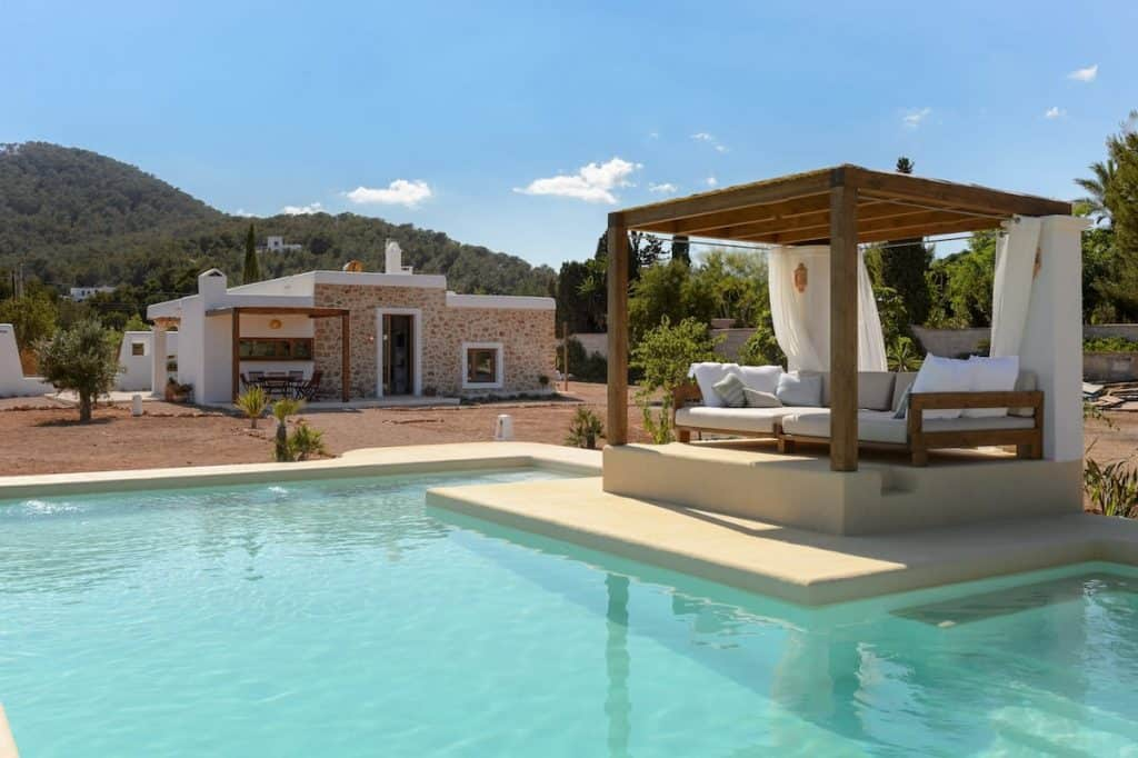 Ibiza Spain vacation rentals