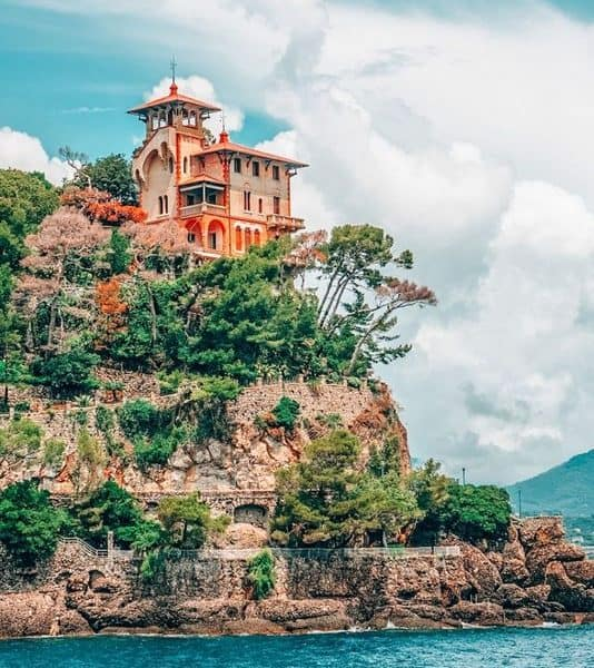 Santa Margherita Italian Riviera Towns and cities