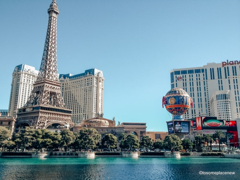 Las Vegas Strip USA