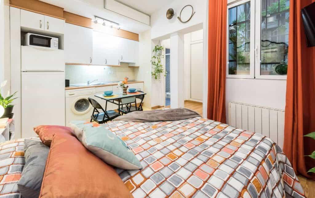 Madrid Studio Airbnb in Spain