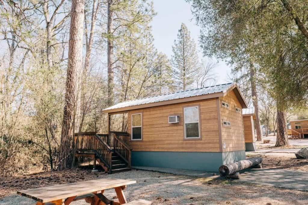New Yosemite Tiny Cabin review