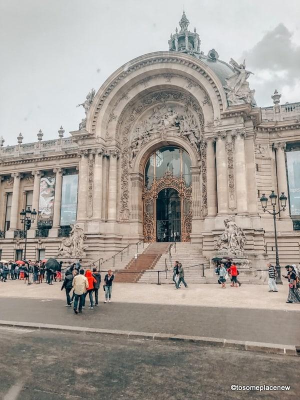 Petit Palais Paris in 3 days