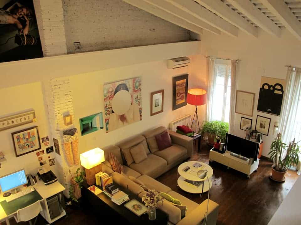 Valencia Penthouse in Spain vacation rentals