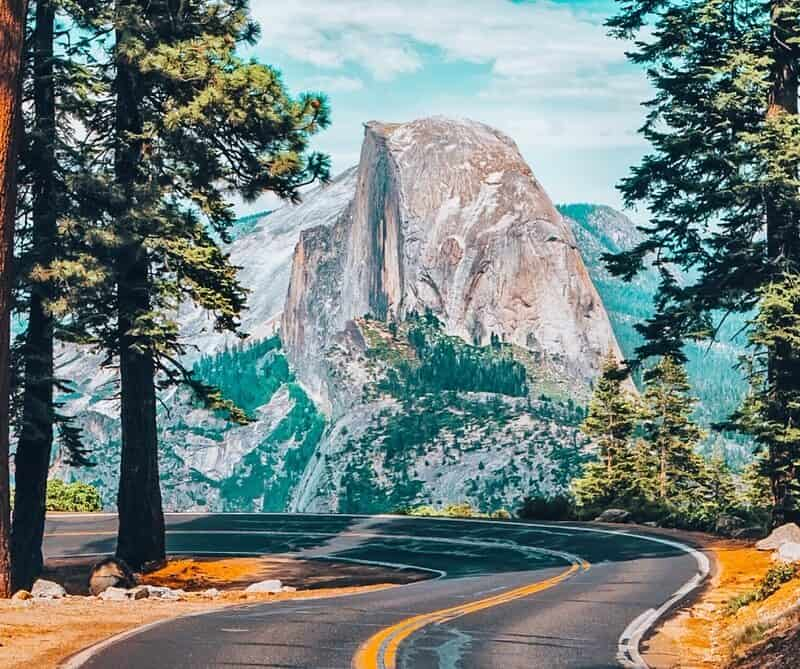 Getting to Yosemite National Park