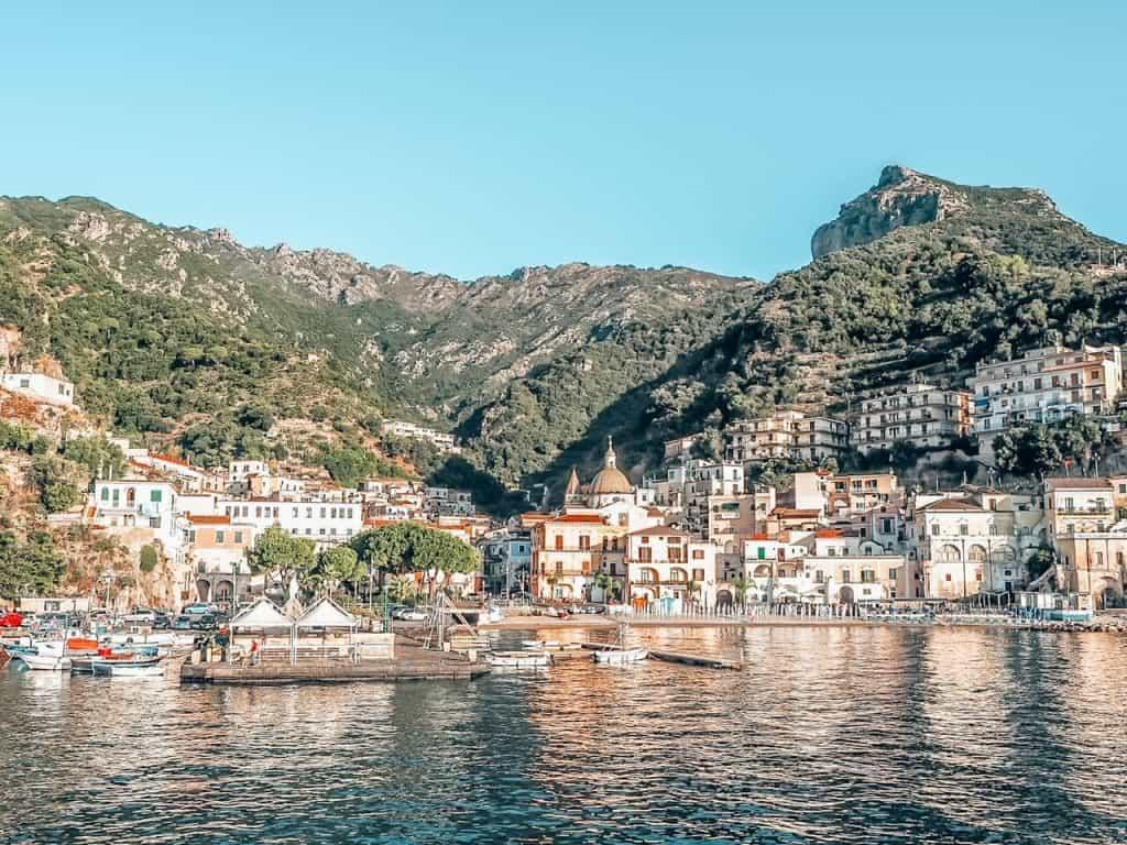 Town of Cetara