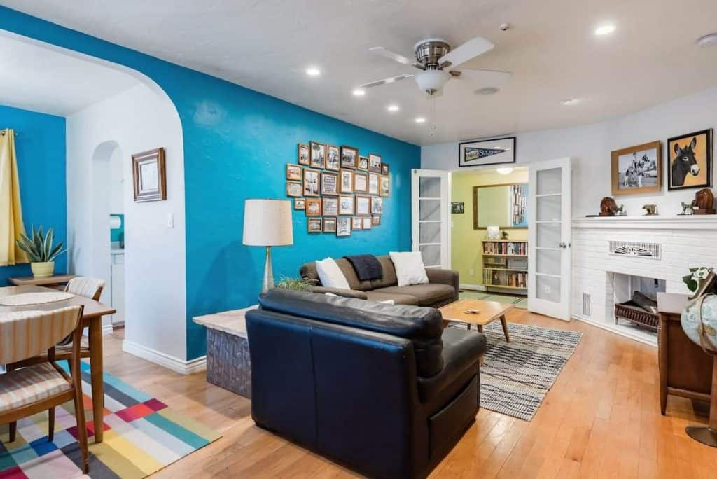 Colorful Scottsdale Airbnb