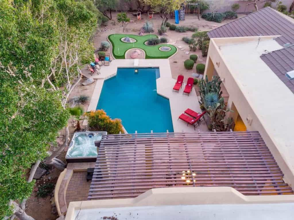 Scottsdale Airbnb with pool