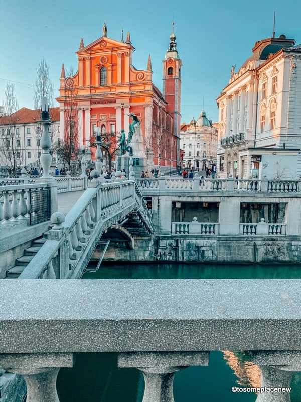 One day in Ljubljana Itinerary (map & travel tips)