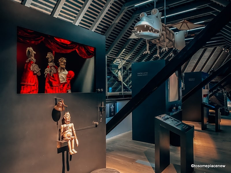 Puppet Museum Ljubljana Castle