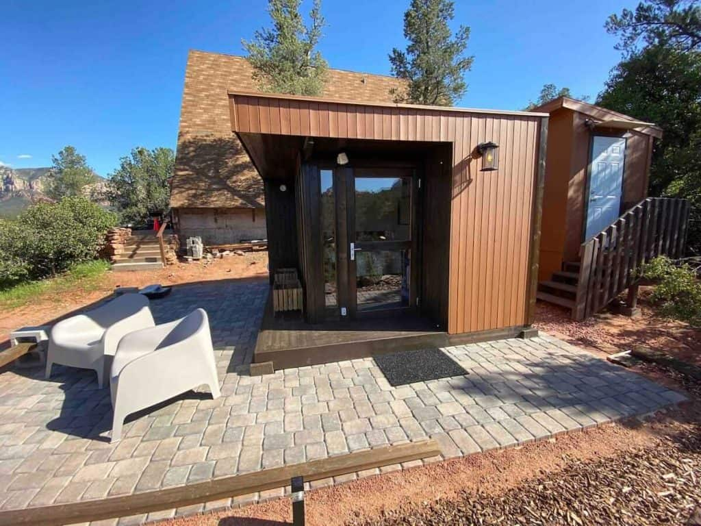 Sedona's Open Heart Cabin