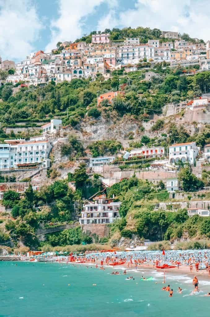 Vietri sul Mare Amalfi Coast Towns