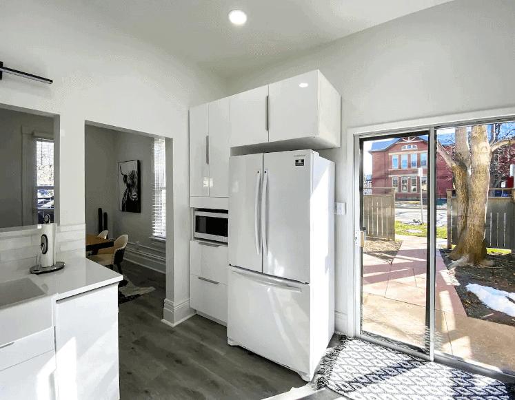 downtown Boulder luxury apartment