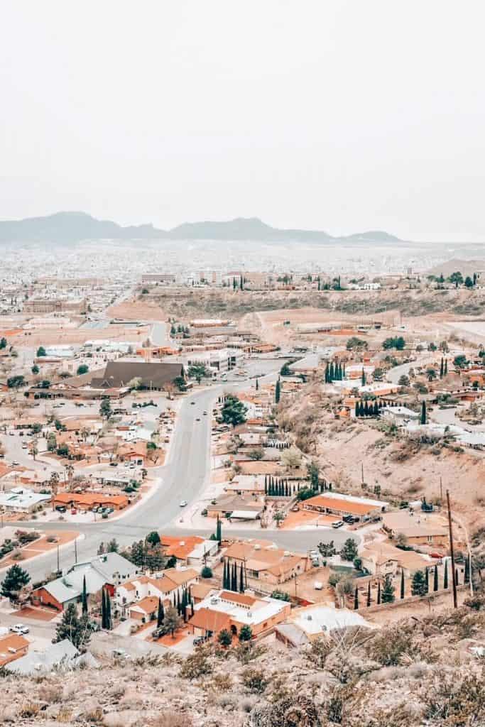 Scenic Drive El Paso