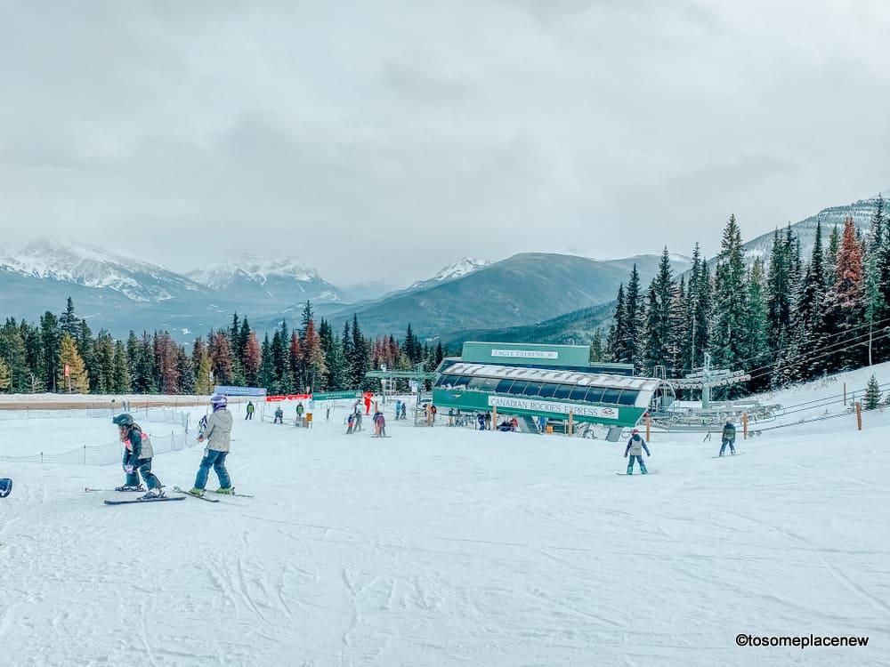 Jasper - Marmot Ski Resort