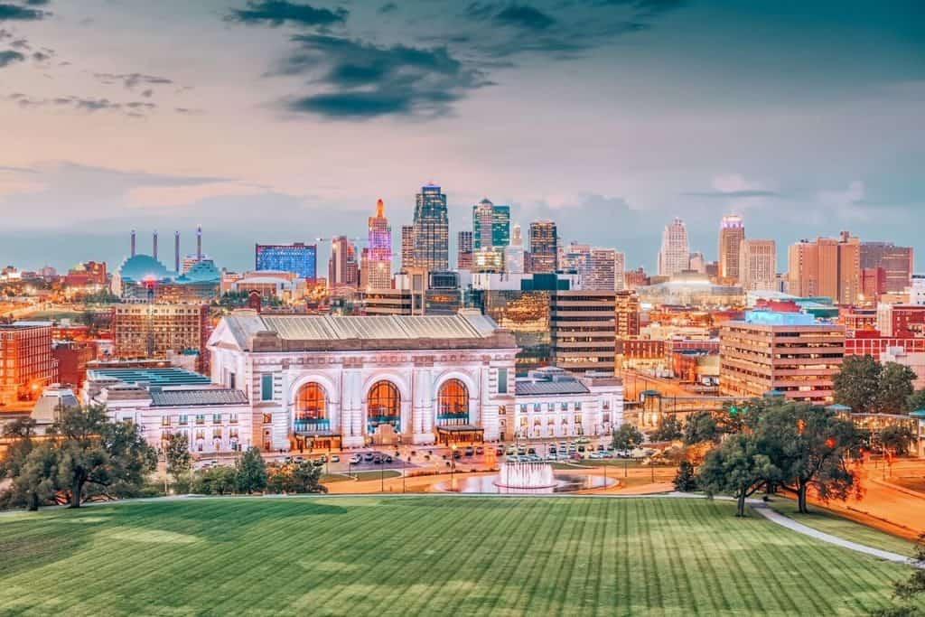 Kansas City USA - US weekend getaways