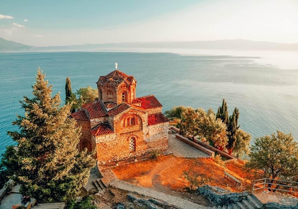 Macedonia Balkan Road trip itinerary