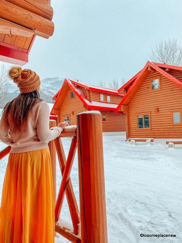 Pocahontas Cabins in Jasper (east)