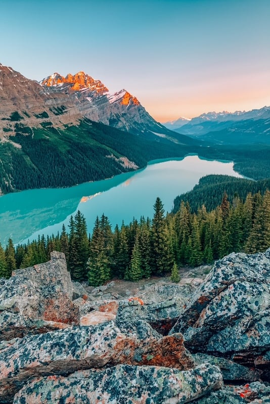 Vancouver to Banff Road Trip Itinerary: 3 Epic Routes