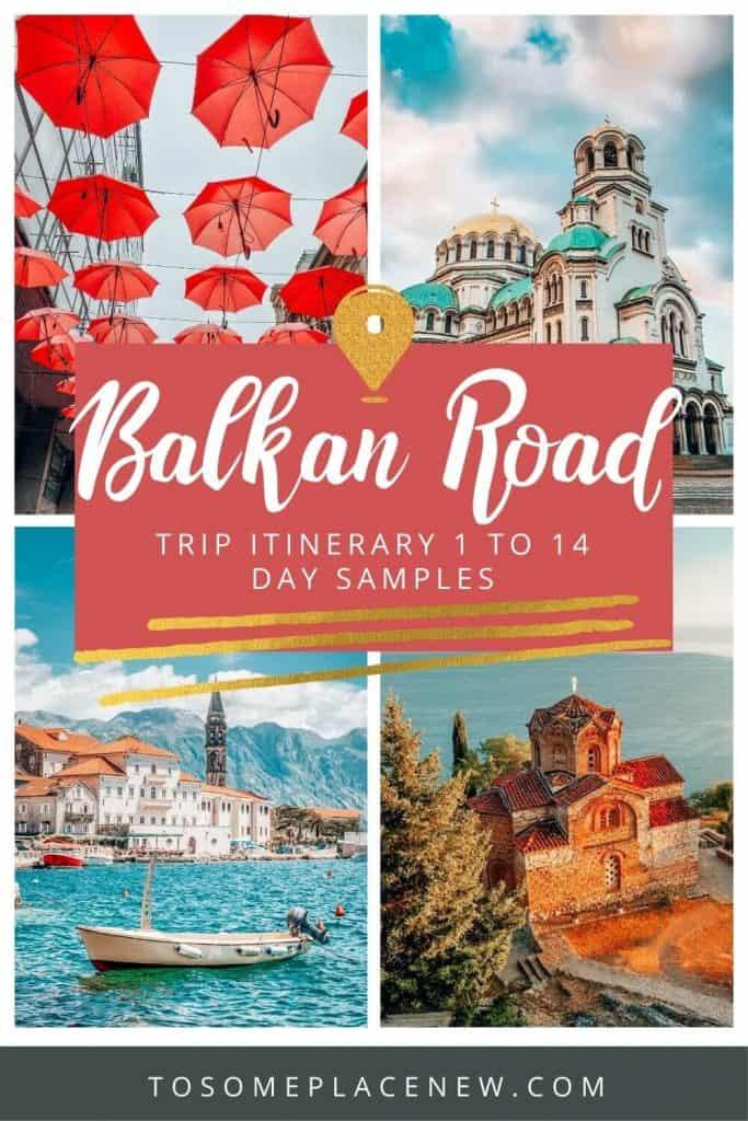 Pin for Balkan road trips