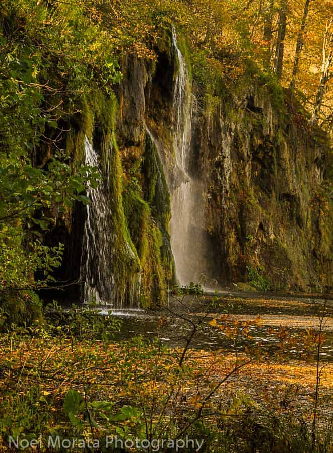 Plitvice Lakes National Park road trip
