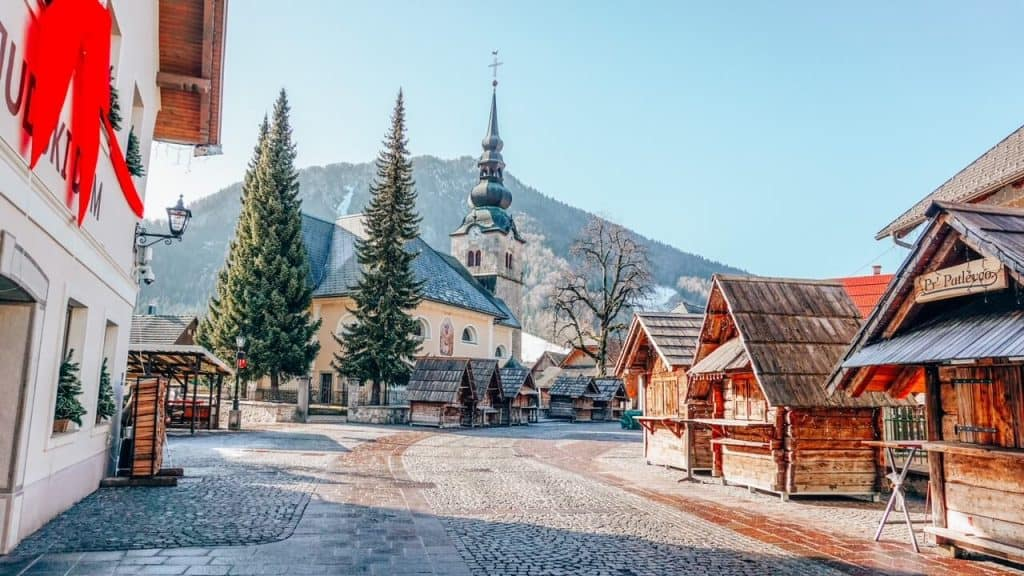 Slovenia Views Balkan road trip
