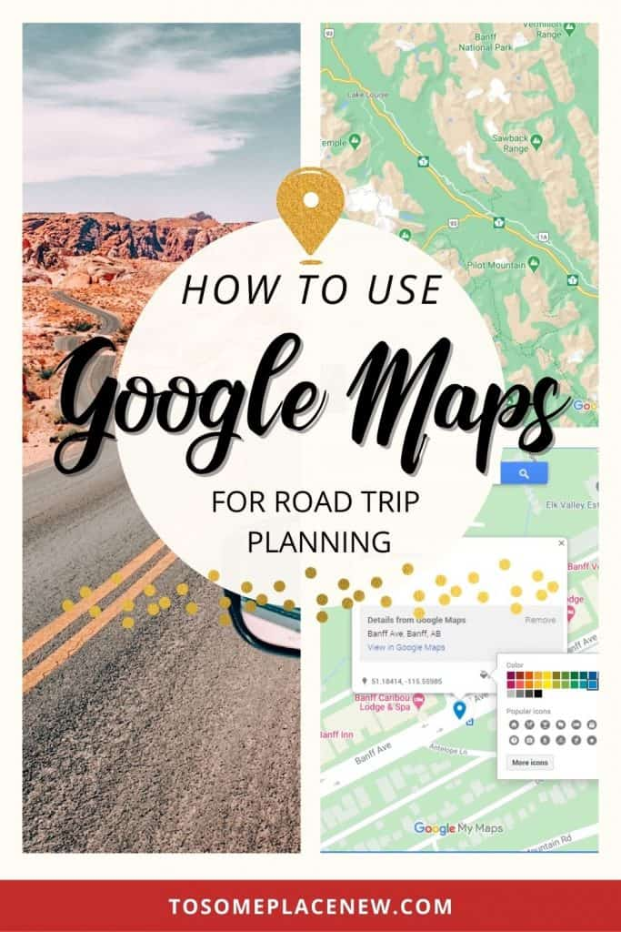 Learn how to plan a road trip with Google Maps, including a step by step guide. Also access our travel tips and hacks using MyMaps