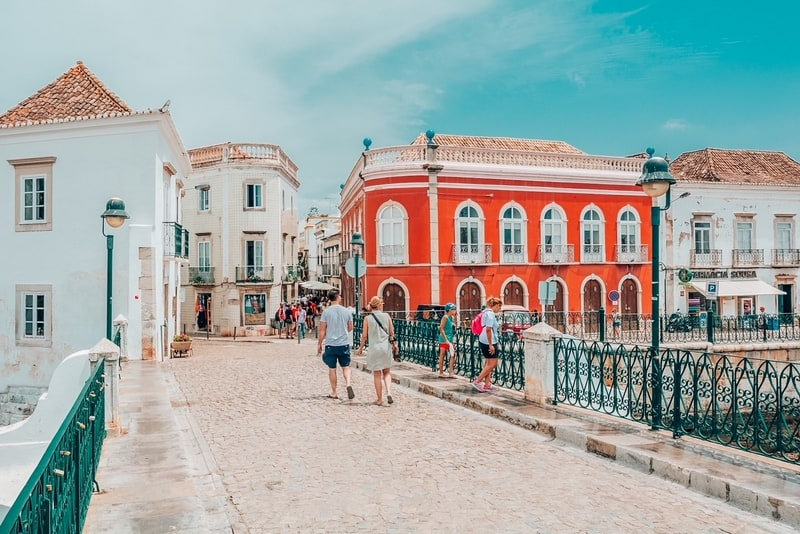 Tavira one of the most beautiful cities in Portugal