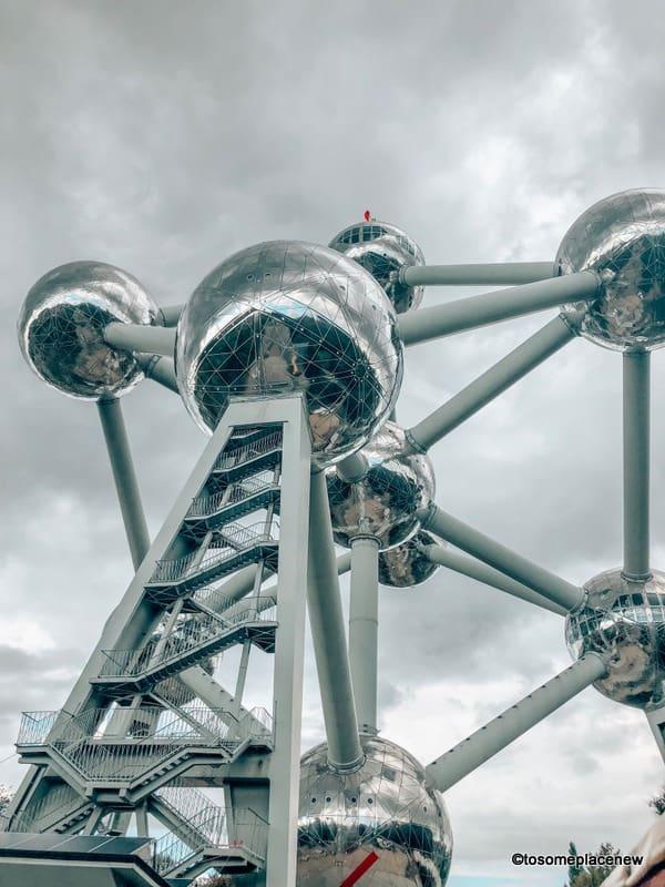 Atomium Park Belgium