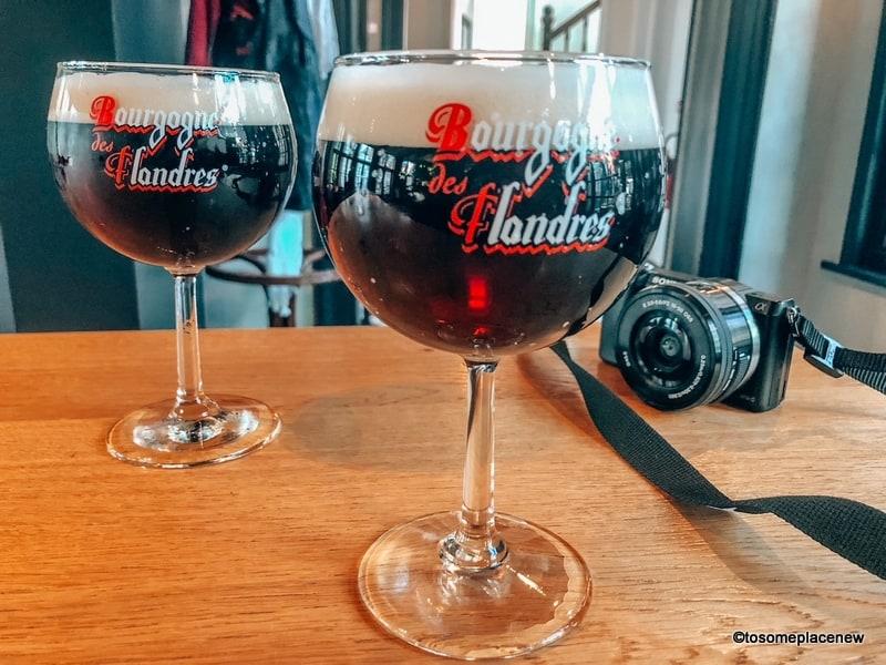 Bourgogne des Flanders Brewery in Bruges
