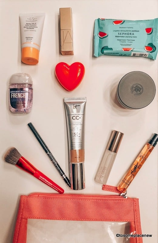 Make up what to pack for Switzerland