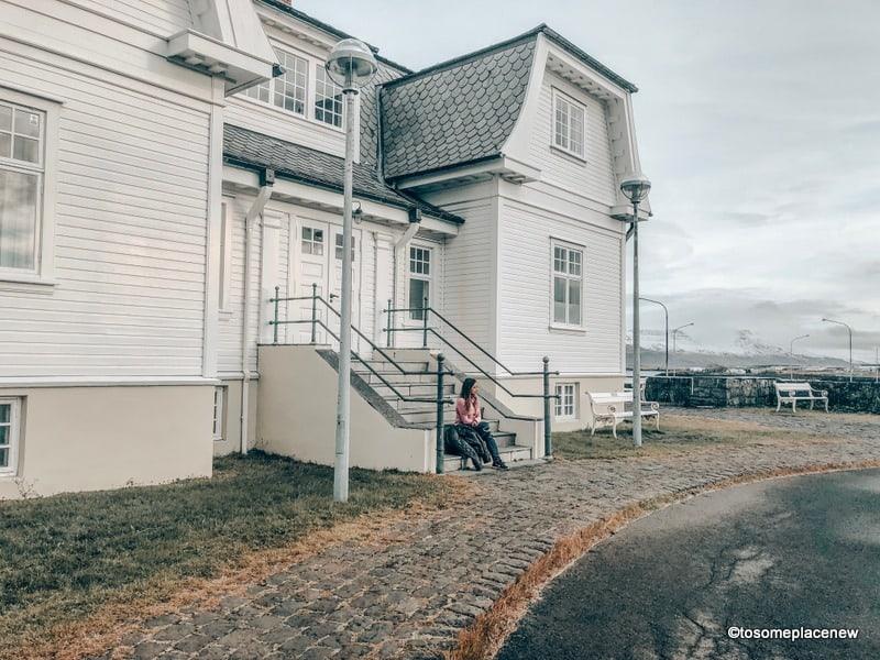 Visit Hofdi House in 24 hours in Reykjavik