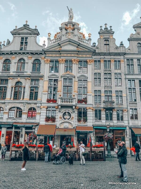 Amsterdam Brussels Paris Itinerary 10 days travel guide