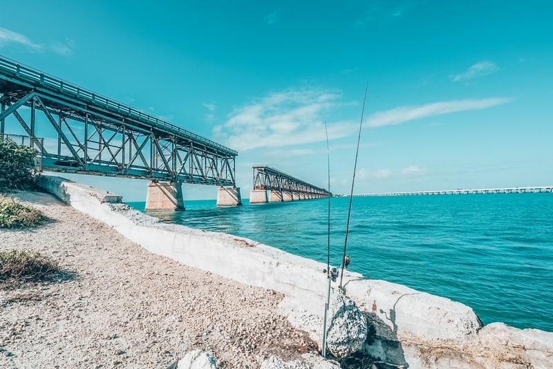 Bahia Honda State Park in the Florida Keys