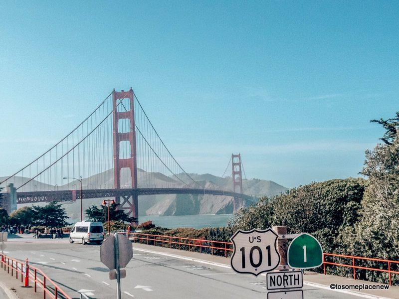 Drive Highway One San Francisco to Santa Cruz and beyond