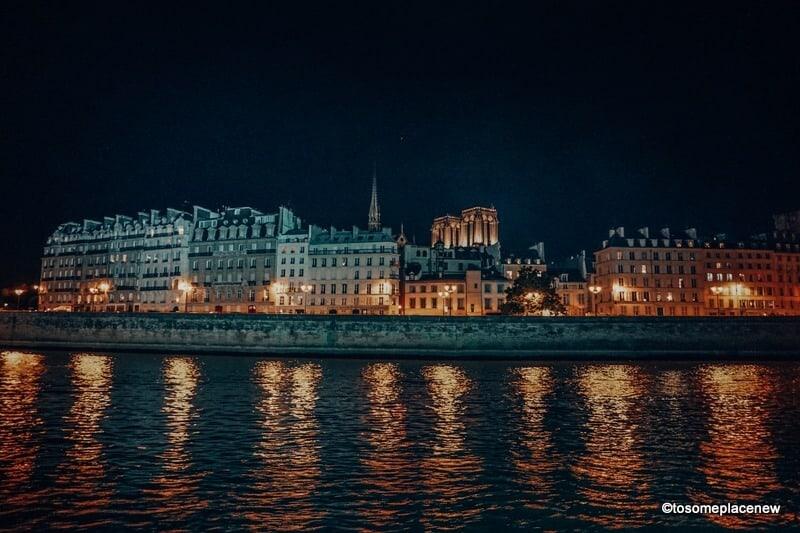 Seine River Cruise in Paris