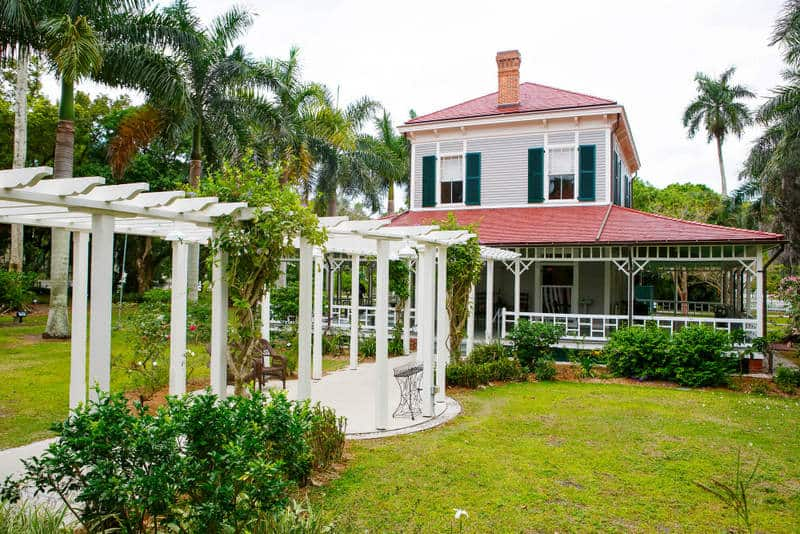 Edison & Ford Winter estates in things to do in downtown Fort Myers