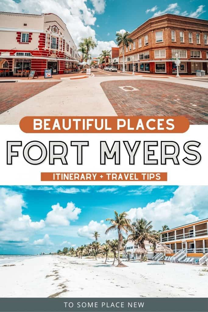 Pin for Fort Myers travel guide