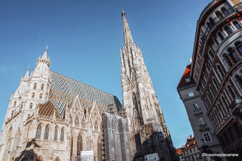 St Stephen's Cathedral Austria itinerary 7 days