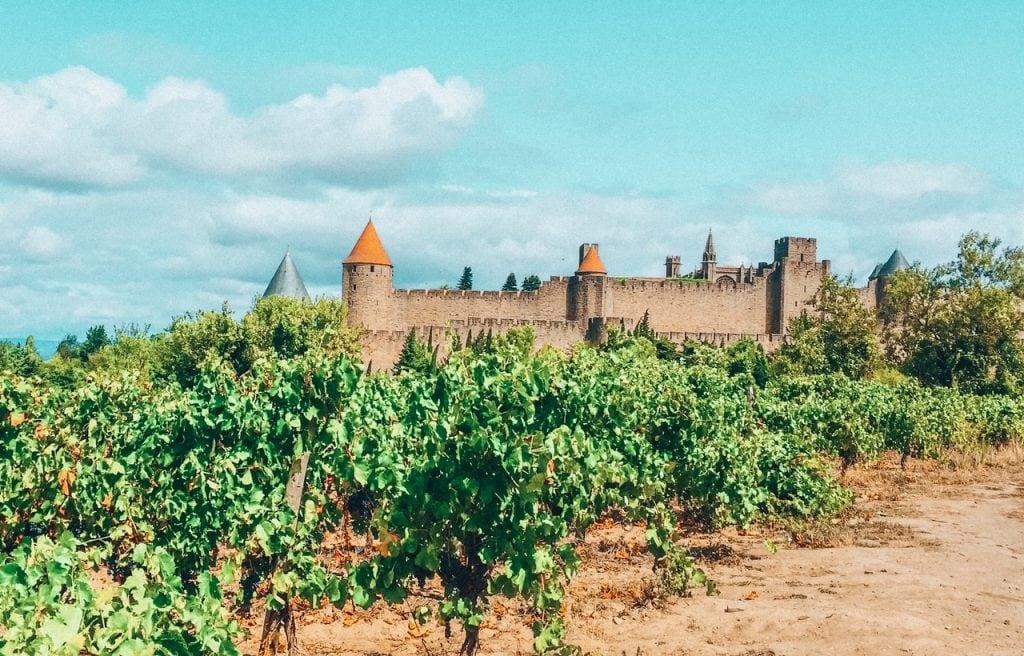 Carcassonne views